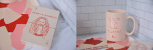 little box janvier tasse cartes