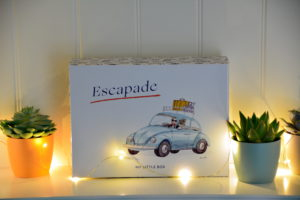 my little box escapade box