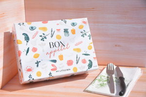 my little box appetit presentation