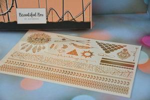 beautiful box coachella tatoo