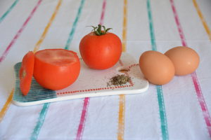 oeuf cocotte en tomate 6