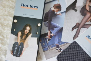 gambettes box septembre hot toes