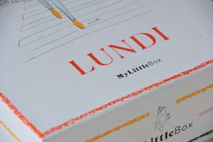 my little box lundi boite 2