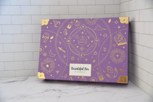 beautiful box magic boite
