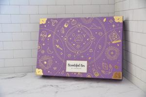 beautiful box magic boite