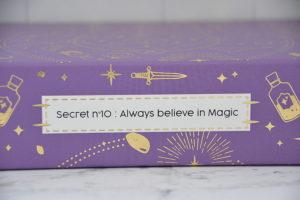 beautiful box magic secret