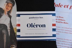 gambettes box octobre oleron 2