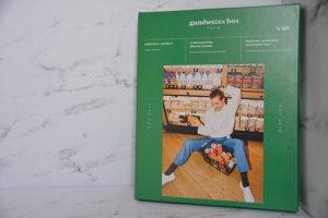 gambettes box supermarché boite