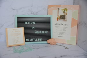 my little box reves goodies