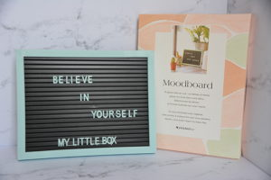 my little box reves moodboard