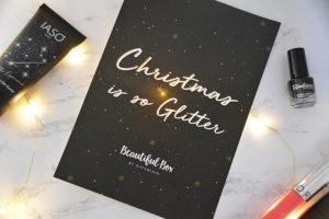 beautiful box December 2018 carte