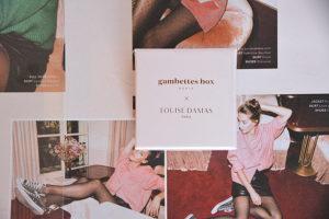 gambettes box decembre 201 bague 0