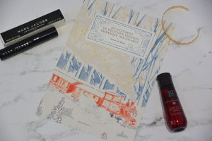 my little box decembre 2018 carte
