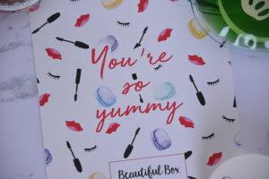 Beautiful Box – Mars 2019