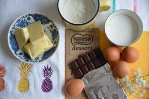 gateau au chocolat fondant 5