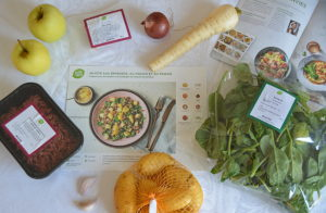 hellofresh mijote epinards ingredients