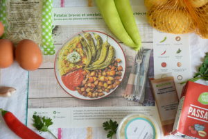 hellofresh patatas ingredients