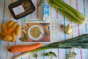 hellofresh waterzooi ingredients