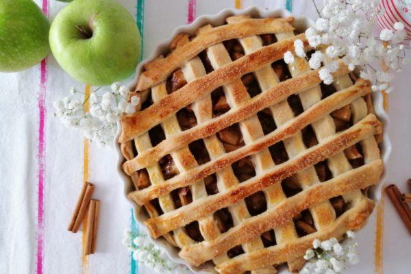 Apple Pie – Délicieuse tarte aux pommes à l'américaine