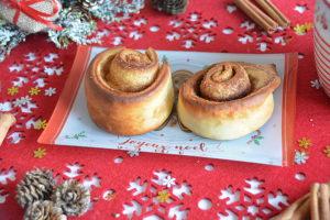 Cinnamon rolls – Roulés à la cannelle – Kanelbullar