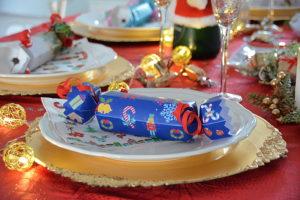 Crackers de Noël DIY